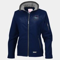 Result la femme 3 layer Women's softshell jacket Thumbnail